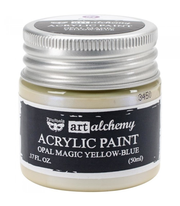 Acrylic Paint - Opal Magic Yellow-Blue