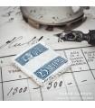 Vintage Stamps - Finnish Blue 25 Bundle