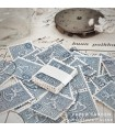 Vintage Stamps - Finnish Blue 30 Bundle