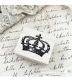 CLP Crown - L Rubber Stamp