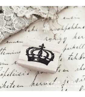 CLP Crown - S Rubber Stamp