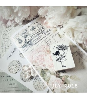 Paper Garden 12 Months Subscription AUGUST-