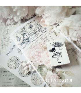 Paper Garden 12 Months Subscription OCTOBER-