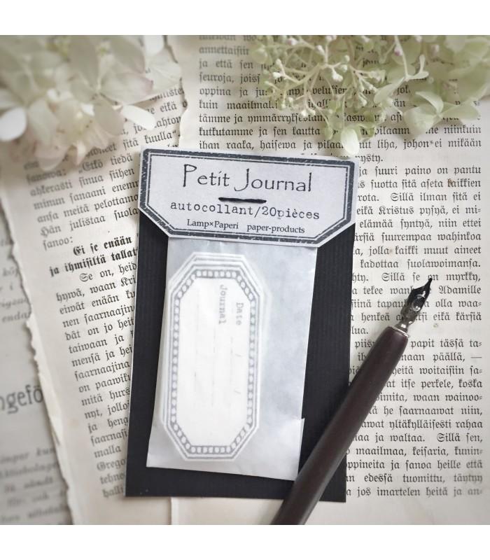 LxP - Petite Journal Stickers