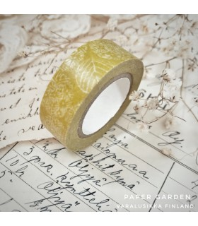 Classiky Masking Tape Hydrangea Yellow