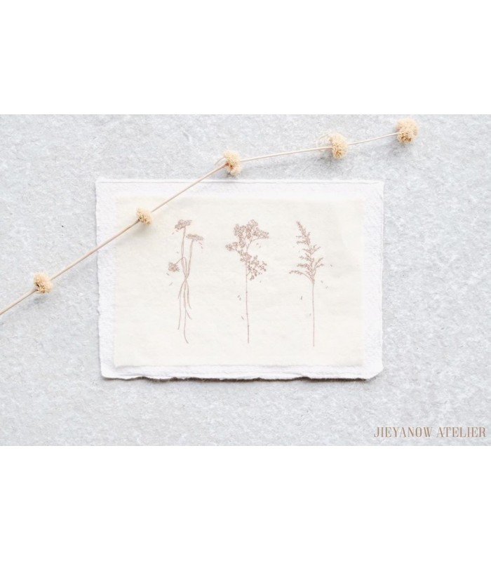Jieyanow Atelier - In The Wild 2 Stamp set