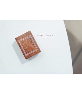 Jieyanow Atelier - FRAMES, Postal Stamp -leimasin