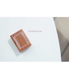 Jieyanow Atelier Vintage Film Rubber Stamp