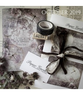 Paper Garden 12 Months Subscription JANUARYm-
