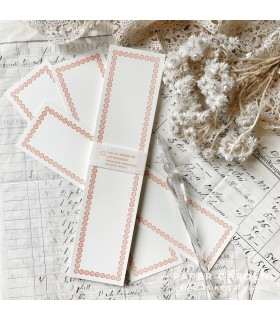 Classiky Folded Memo Card Orange