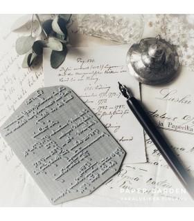 PG Rubber Stamp 1791 Letter