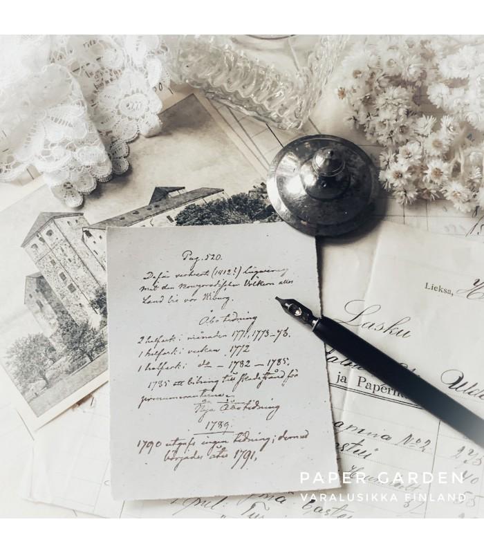 PG-leimasin 1791 Kirje