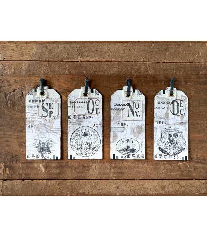 LCN - Thin Wrapping Paper Set
