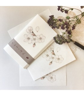 Classiky Kaishi Washi Paper Cherry Blossom