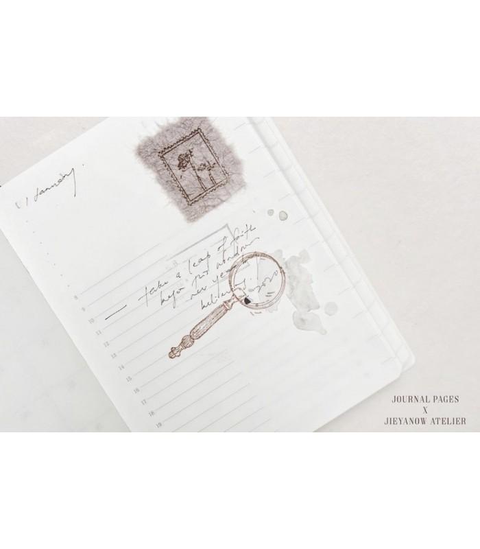 Jieyanow Atelier - Magnifying Glass Stamp