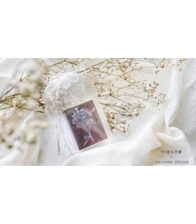 Jieyanow Atelier - Baby's Breath Bouquet Stamp