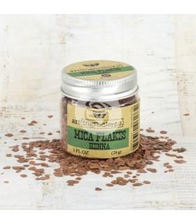 Finnabair Art Ingredients: Mica Flakes - Henna