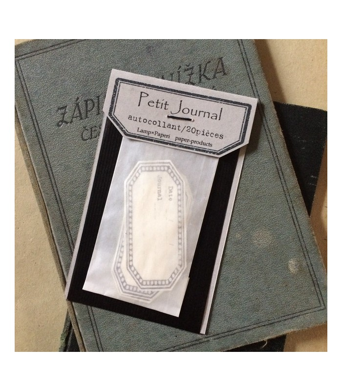 LxP - Petite Journal -tarrat