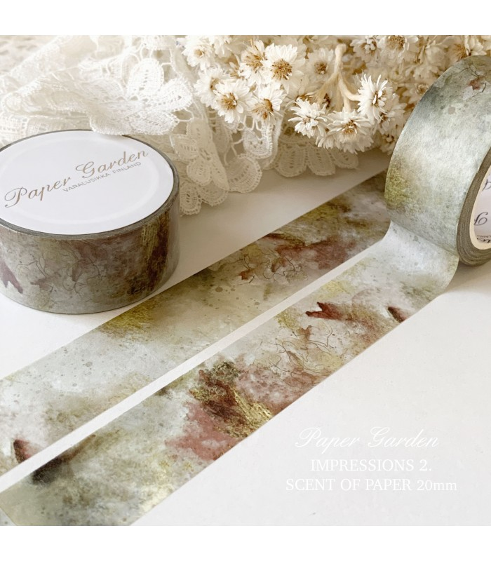 PG Impressions 2. - Scent of Paper Tape