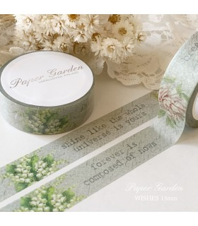 PG Washi Tape Wishes