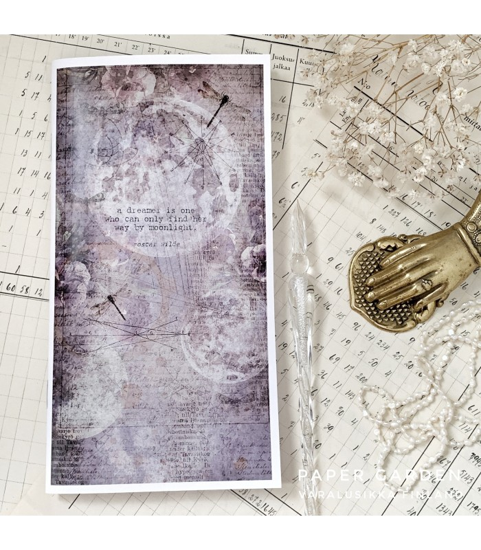 PG Journal Moonlight, different sizes