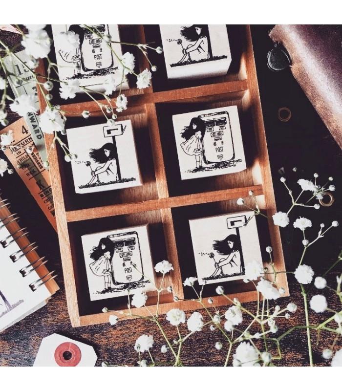 OHS - Snailmail Girls -leimasinsetti