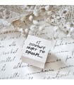 CLP It Doesn't Hurt to Dream Rubber Stamp
