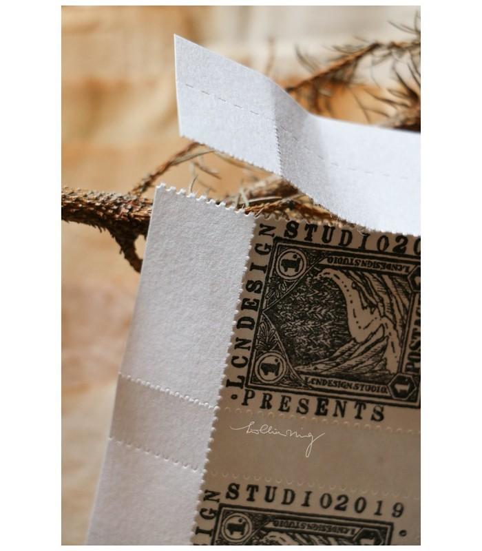 LCN - Postage Stamp Paper Pad No. 2