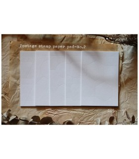 LCN - Postage Stamp Paper Pad No. 2