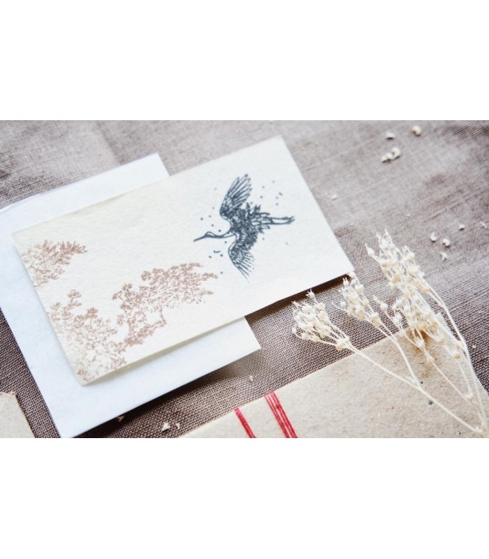 Jieyanow Atelier - The Folk Collection, 2 leimasimen setti