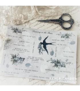 PG Rain Dance Cut & Paste Sticker Sheet