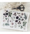 PG Flower Garden 2 Cut & Paste Sticker Sheet
