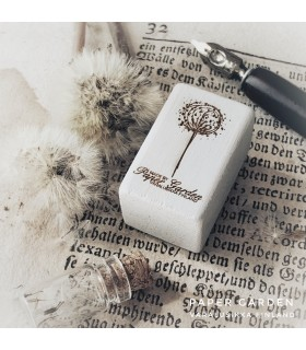 PG Rubber Stamp Dandelion Wish