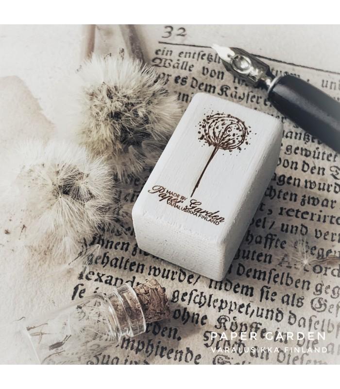 PG Rubber Stamp Dandelion Wish