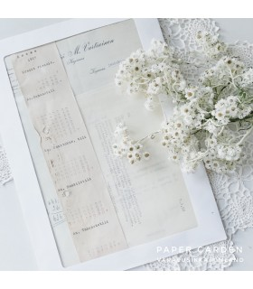Happy Vintage Receipt Bundle