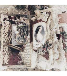 PG Joulukalenteri 2020, vintage journal -teemalla