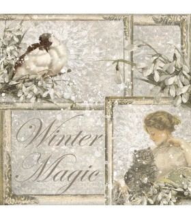 PREORDER PG Winter Magic Theme Kit