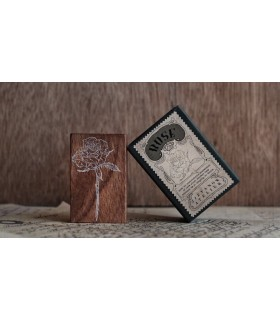 Jieyanow Atelier - Sweet Pea Stamp, Garden of Inspiration Series