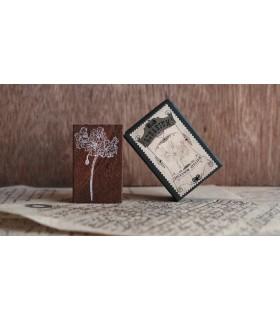 Jieyanow Atelier - Geranium Stamp, Garden of Inspiration Series