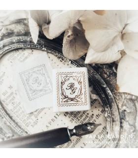 PG Rubber Stamp Postale