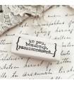 CLP un peu, beaucoup, passionnément Rubber Stamp