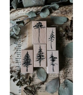 LCN - Forest Rubber Stamps Vol. 2