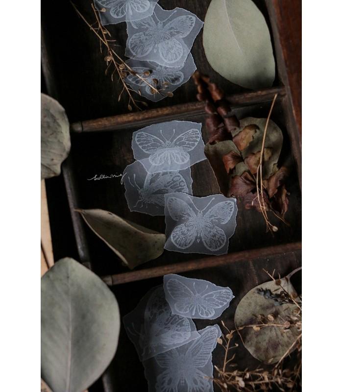 LCN - Butterfly Stamp Set -leimasinsetti