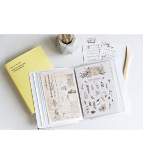 MU - Storage Book, White