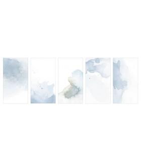 MU - Tracing Paper, Sea Fog Blue