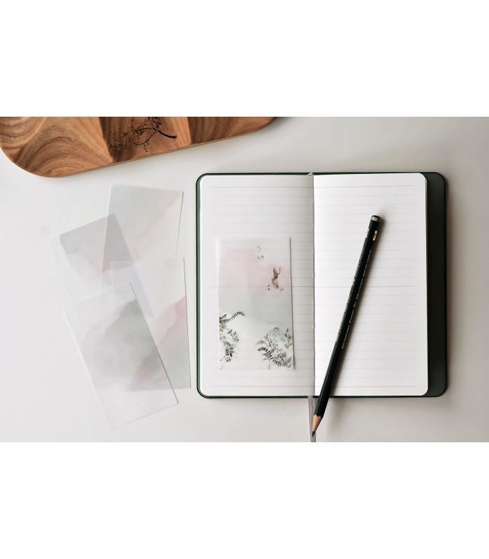 MU - Tracing Paper, Fog Greenish Grey