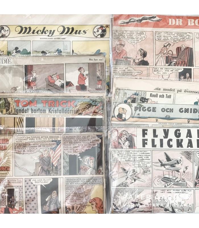 Vintage Cartoon Grab Bag