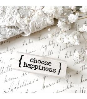 CLP Choose Happiness -leimasin