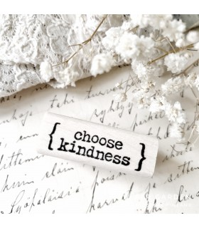 CLP Choose Kindness Rubber Stamp