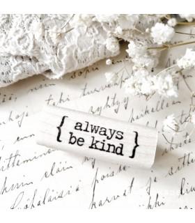 CLP Always Be Kind -leimasin